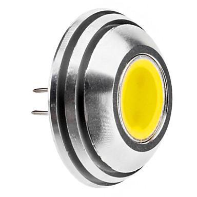 SENCART 6500lm G4 LED Doppel-Pin Leuchten 1 LED-Perlen Hochleistungs - LED Natürliches Weiß 12V