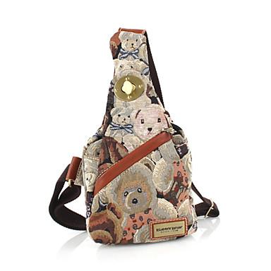 DANNY BEAR Cute Bears Bag Print
