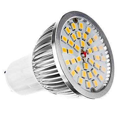 2700 lm E14 GU10 E26/E27 B22 LED Spot Işıkları MR16 36 led SMD 2835 Sıcak Beyaz Serin Beyaz AC 100-240V