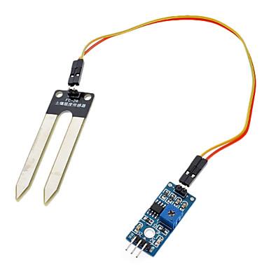 FC-28-D Modul solului higrometru de detectare + senzor de umiditate a solului - Albastru