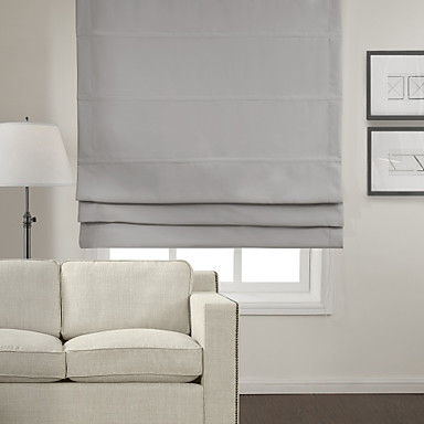 Blackout 100 Polyester Roman Shade 834447 2018 71 99