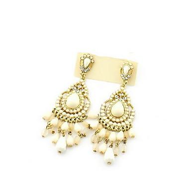 Attractive Alloy Women's Pierced Bead Earrings