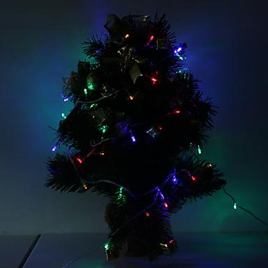 10m RGB Şerit Işıklar / Dizili Işıklar 100 LED'ler Su Geçirmez 220 V