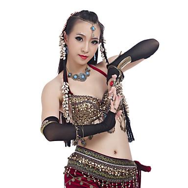 Accesorii de Dans Mănușă de Dans Pentru femei Spandex / Dans din Buric