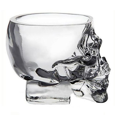 Attento Mini Bicchiere Di Vodka Per Bicchierini Da Whisky In Vetro Per Bar Da Casa Stile Fresco #00815648