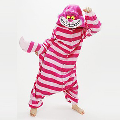 molto carino 209f9 72468 Per adulto Pigiama Kigurumi Gatto del Cheshire Fantasia ...