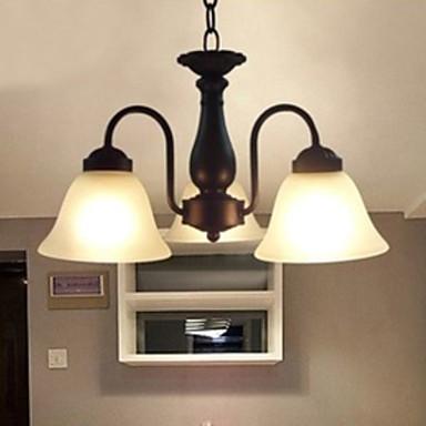 BriLight 3-Light Lumini pandantiv Lumină Spot - Stil Minimalist, 110-120V / 220-240V Becul nu este inclus / 10-15㎡ / E26 / E27