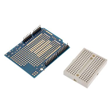 Prototip štit protoshield w / mini maketa za (za Arduino)