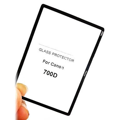 fotga® premium LCD panou de sticlă ecran protector pentru 700D Canon EOS