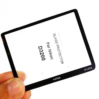 fotga® premium LCD panou de sticlă ecran protector pentru nikon D3200