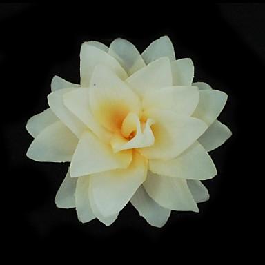 abordables Coiffes-Tissu Fleurs avec 1 Mariage / Occasion spéciale / De plein air Casque