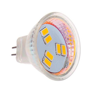270 lm LED Spot Lampen MR11 6 Leds SMD 5630 Warmes Weiß Kühles Weiß DC 12V