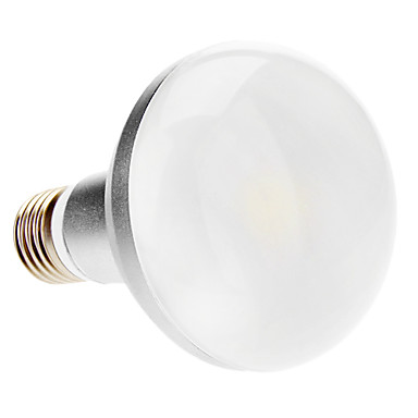 SENCART 520-550lm E26 / E27 Bulb LED Glob 1 LED-uri de margele COB Alb Rece 85-265V