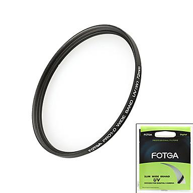 fotga® 77 mm Pro1-d ultra tenký UV Ultrafialové krytka objektivu filtr pro Canon / Nikon