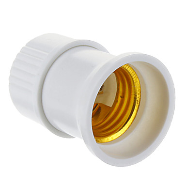 E27 Connector LED Light Bulbs Holder Base