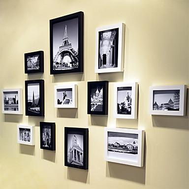 současná galerie koláž rámy, sada 13