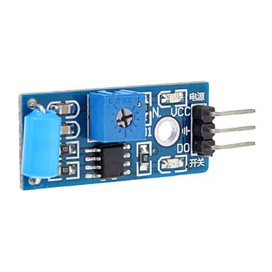 100% neue Normalerweise beendet Typ Alarm Vibration Sensor Module Induktionsmodul Vibrationsschalter SW-420