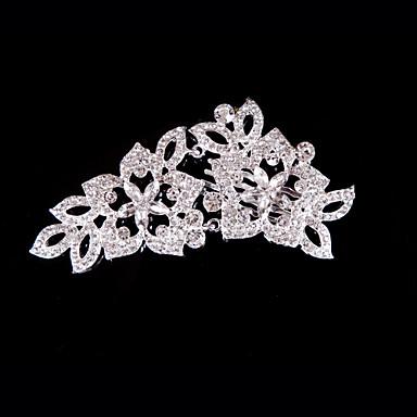 Alloy Tiaras Headpiece Wedding Party Elegant Classical Feminine Style