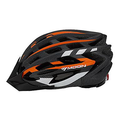 MOON Bike Helmet 31 Ventiler CE Cykling Halv Skald PC EPS Vej Cykling Cykling / Cykel Mountain Bike