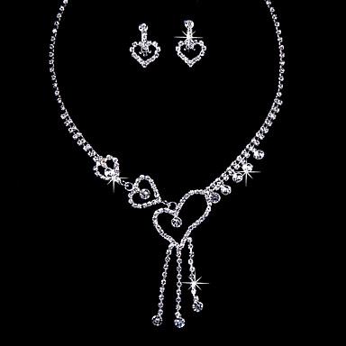 Damen Anderen Schmuck-Set Ohrringe / Halsketten - Regulär Für Hochzeit / Party / Besondere Anlässe