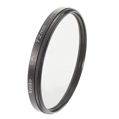 Kenko 72mm Slim CPL kruhový polarizační filtr
