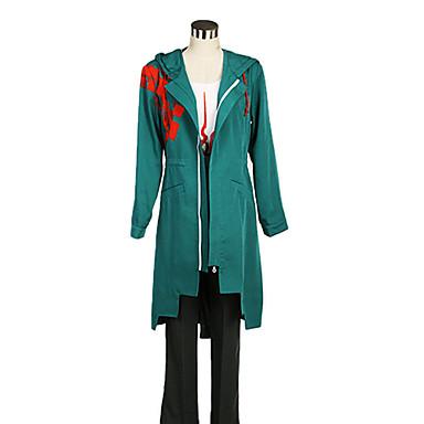 Inspiriert von Dangan Ronpa Cosplay Video Spiel Cosplay Kostüme Cosplay Kostüme Einfarbig Mantel / Weste / Hosen Halloween Kostüme