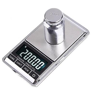 200 g * 0,01 g Mini Digital Pocket Scale Schmuck Gram Oz Ct