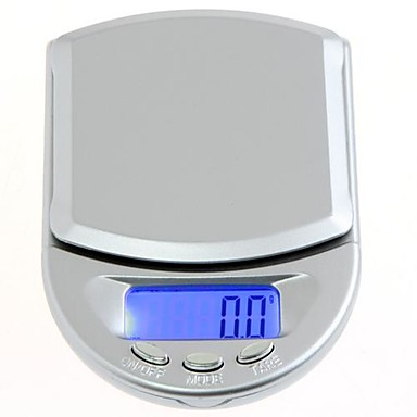 Mini-LCD-Digital Pocket Schmuck Diamant-Skala