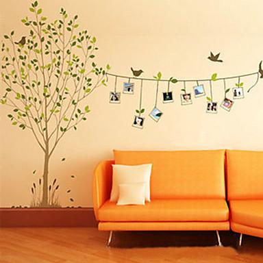 Wand-Sticker Flugzeug-Wand Sticker Dekorative Wand Sticker, Vinyl Haus Dekoration Wandtattoo Wand