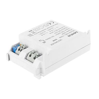 20w 1.66a input ac100-240v output dc12v ledet driver 1st lys tilbehør