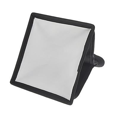Mini 15mm x 17mm Camera Soft Light Cover (alb + negru)