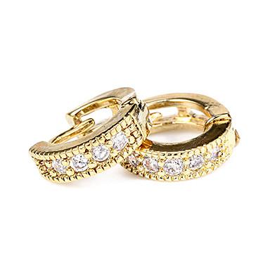 Stud Earrings Rhinestone Simulated Diamond Fashion Jewelry Wedding Party Daily Casual