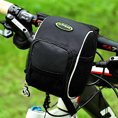 billige Sykkelvesker-FJQXZ Vesker til sykkelstyre Vanntett Fort Tørring Anvendelig Sykkelveske Nylon 600D polyester Sykkelveske Sykkelveske Sykling / Sykkel