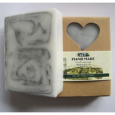 Tianxuan Handgemachte Milk Mist Essential Oil Soap Whitening Anti-Akne-100g