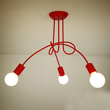 BriLight Sputnik Candelabre Lumini Ambientale - Stil lumânare, 110-120V / 220-240V Becul nu este inclus