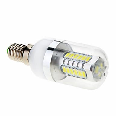 9W E14 LED klipaste žarulje T 27 SMD 5630 680-760 lm Hladno bijelo AC 85-265 V