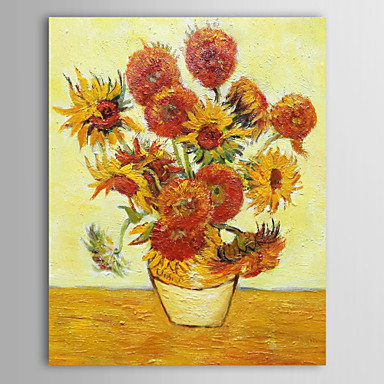 Oil Painting Hand Painted - Famous Comtemporary Canvas