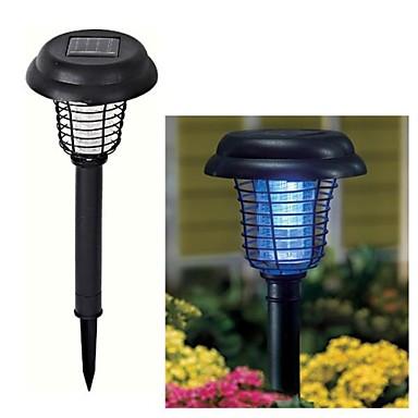2 LED-uri solare din plastic Mosquito Zapper Miza Light Garden Cale de iluminat