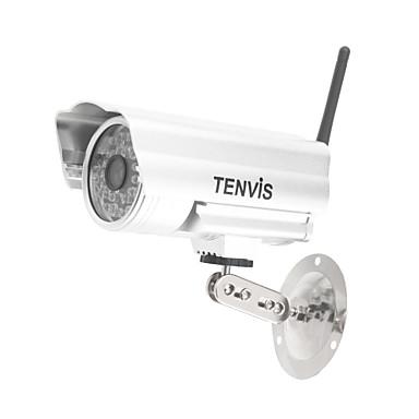 tenvis-langaton ulkokäyttöön ip kamera (ilmainen DDNS, 20m yö vison)