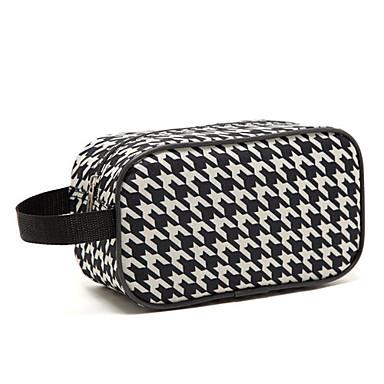 Дорожная сумка Хранение в дороге для Одежда Нейлон / В клетку Жен.