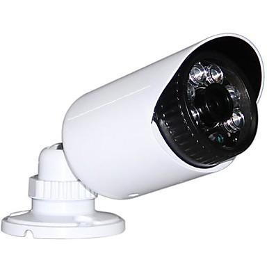 HD 1280 * 720P 1,0 Megapixel ONVIF P2P Vandtæt Outdoor Night Vision Mini CCTV Bullet IP-kamera
