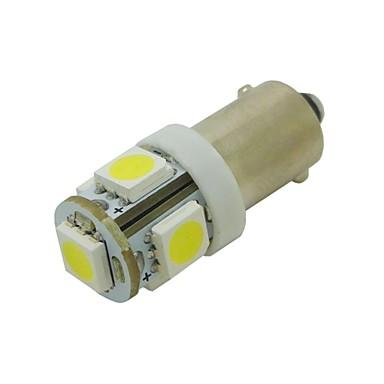 Mașină Motocicletă Alb Rece 1W SMD 5050 5800-6300Lumini de instrumente Lumini de citit Lumini pentru numerele de înmatriculare Lumină