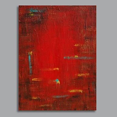 Ručně malované Abstraktní Vertikální Plátno Hang-malované olejomalba Home dekorace Jeden panel