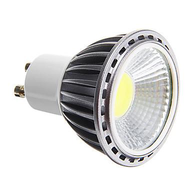 50-400 lm GU10 LED Spot Lampen Leds COB Abblendbar Kühles Weiß Wechselstrom 220-240V