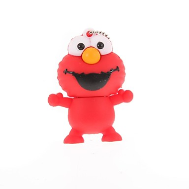ZP Cartoon Frog Character USB Flash Drive 16GB