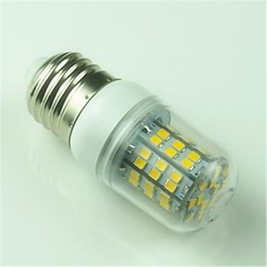 1pc 4.5 W 400 lm E26 / E27 LED Mais-Birnen T 60 LED-Perlen SMD 2835 Dekorativ Warmes Weiß 220-240 V / 85-265 V