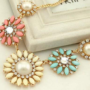 Pure Love Women's Vintage Link Necklace