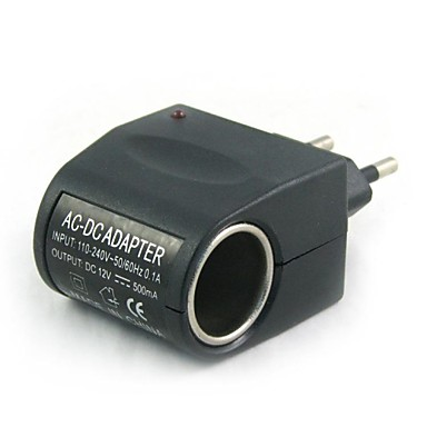 100v-240v переменного тока до 12v постоянного тока (литий-ионный) автомобильное зарядное устройство