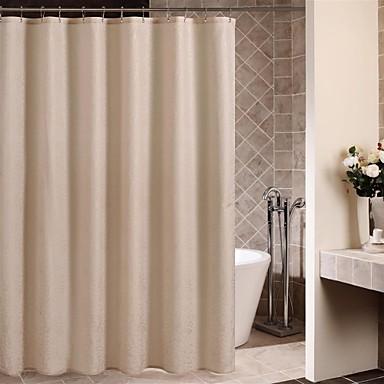 Duschvorhänge Modern Polyester Blumen