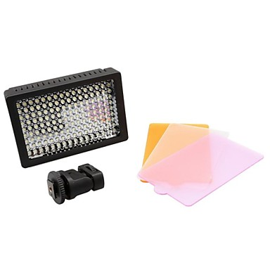 HD-160 LED Video světlo DV Camera Camcorder osvětlení 5400K
